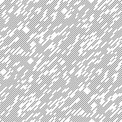 Seamless Diagonal Line Pattern