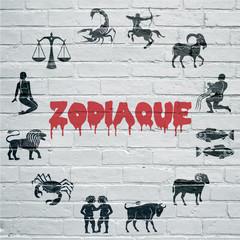 Street art, le zodiaque