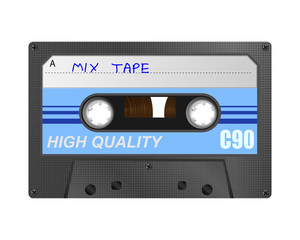 Retro Mix Tape