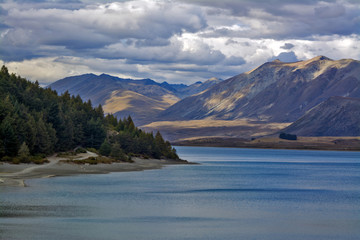 Lake Tekapo, South Island of New Zealand