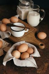 eggs food breakfast
