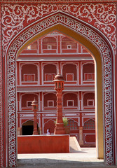 Red Fort Agora India