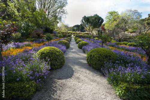 Pathway Filoli Gardens Woodside California Zdj Stockowych I Obraz W Royalty Free W