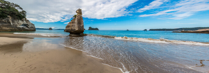 Photo sur Plexiglas Cathedral Cove Cathedral Cove