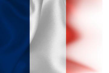 フランス  国 旗 背景