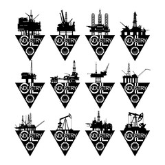 Icons oil industry-1