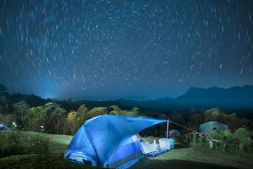 tent stars
