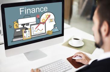 Finance Profit Funding Investment Assets Concept