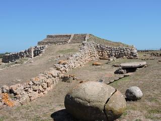 Pyramide de Sardaigne
