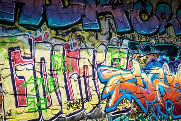 Artistic Graffiti