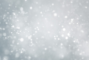 abstract particle with gray background