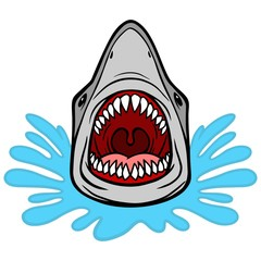 Shark Attack Bite