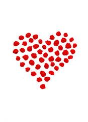 Heart of love