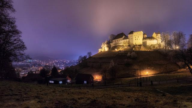 Lenzburg Schlossberg