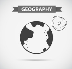 Symbol design for geography