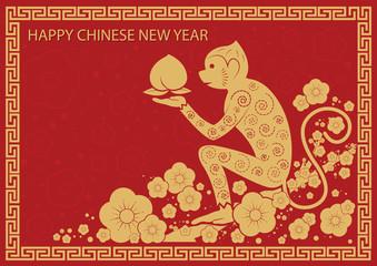 chinese - monkey