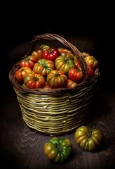 Pomodoro di Pachino costoluto