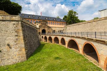 Fortress Petersberg in Erfurt
