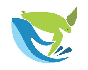 turtle save icon