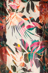 Fotobehang Paradijsvogel tissue, textile, fabric, material, texture