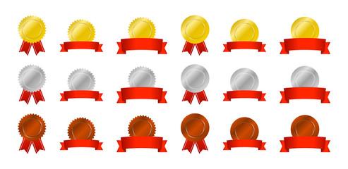 ランキングメダルパック / Ranking medals pack