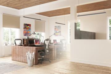 Büroraum (Gestaltung)