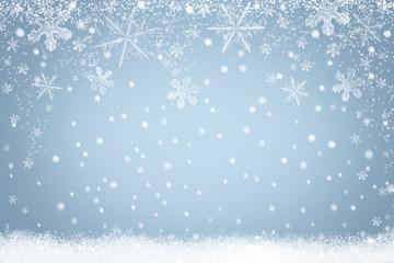 Winter Hintergrund Schnee
