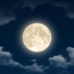 Lune vectorielle 1