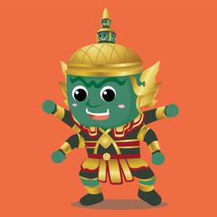 Character Ravana