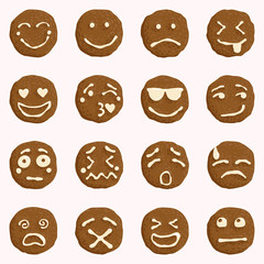 Coockie faces