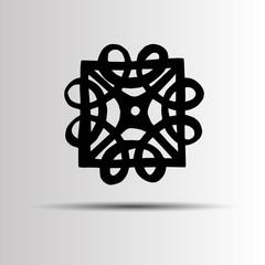 vector celtic sign design symbol logo element
