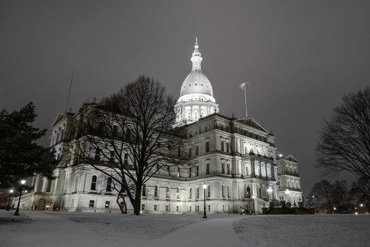 Lansing MI State Capital