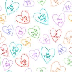 Valentines day vector decoration