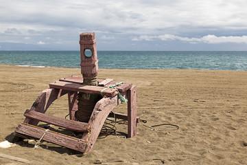 Torremolinos on Costa del Sol in Southern of Spain