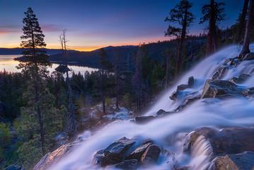 Eagle Falls Flow