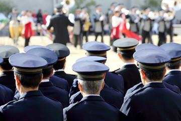 警察官 音楽隊