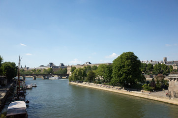 Sur Seine