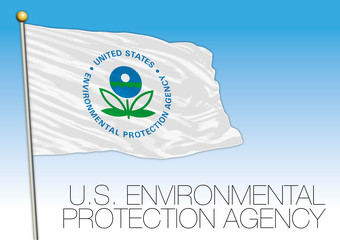 EPA Environmental Protection Agency flag, United States