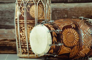 indian drums dholak