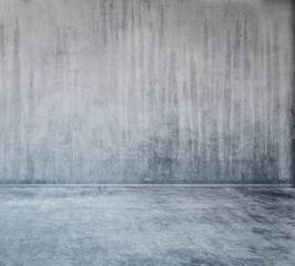 Abstract gray concrete wall background