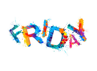 Friday - happy end of the week.