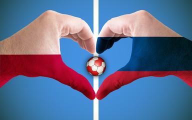 Poland vs Russland Handball World Championship