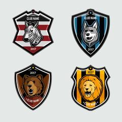 animal sign emblems