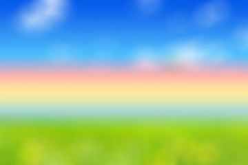 Background Color Tropic