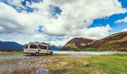 Motohome in New Zealand