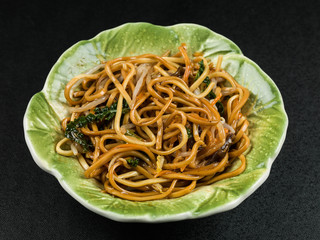Chinese Vegetable Chow Mein Food