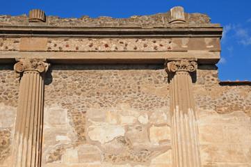 Pompei, rovine e ruderi