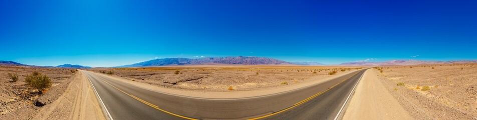 Panorama - Death Valley