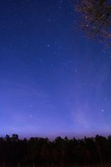 Sternenhimmel in den Niederlanden