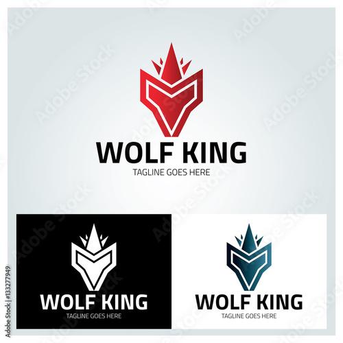 Photoshop Tutorial  Wolf Logo Design
